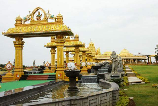 in temple vellore inaugurated photo south india us gold news million