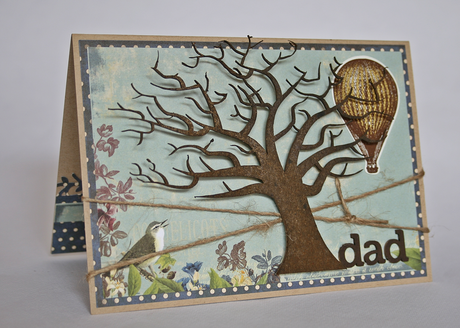 the tamarisk a birthday card for dad