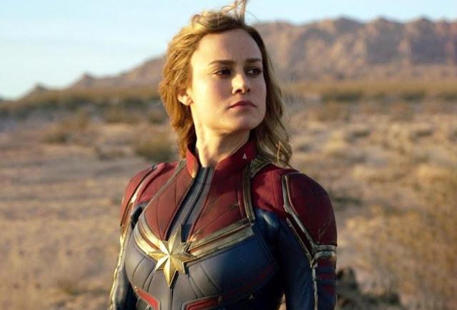 """""""Capitã Marvel 2"""""""