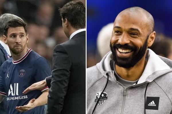 Messi Sakit Hati Diganti, Henry: Saya Tidak Kaget!