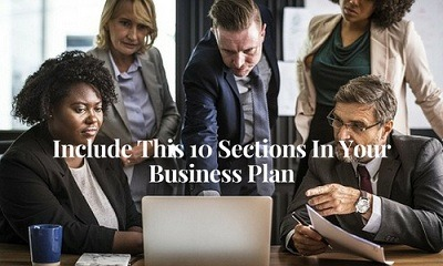 10 Best Tips How To Write A Business Plan