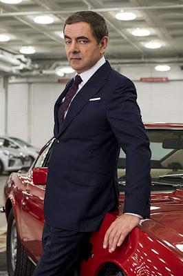 Johnny English Strikes Again Rowan Atkinson Image 5