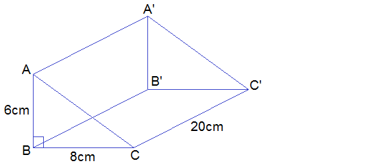 Example 1: Triangular prism