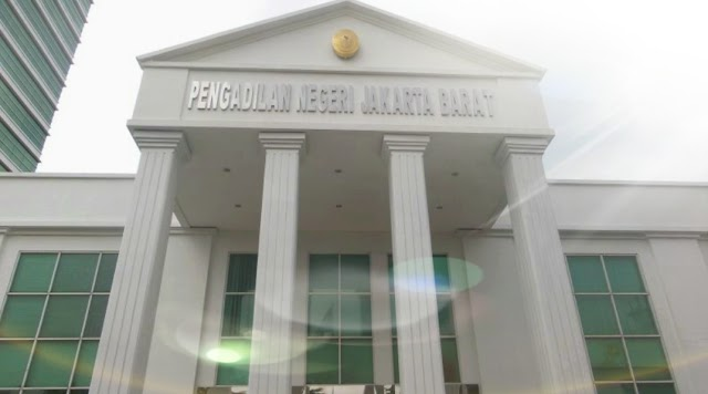 Stafnya Positif Covid-19, PN Jakarta Barat Ditutup Sepekan