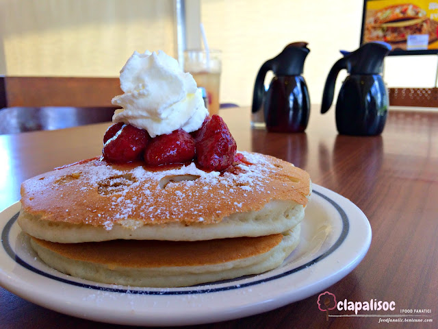 IHOP Philippines New York Cheesecake Pancake