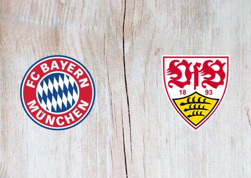 Bayern Munich vs Stuttgart -Highlights 20 March 2021