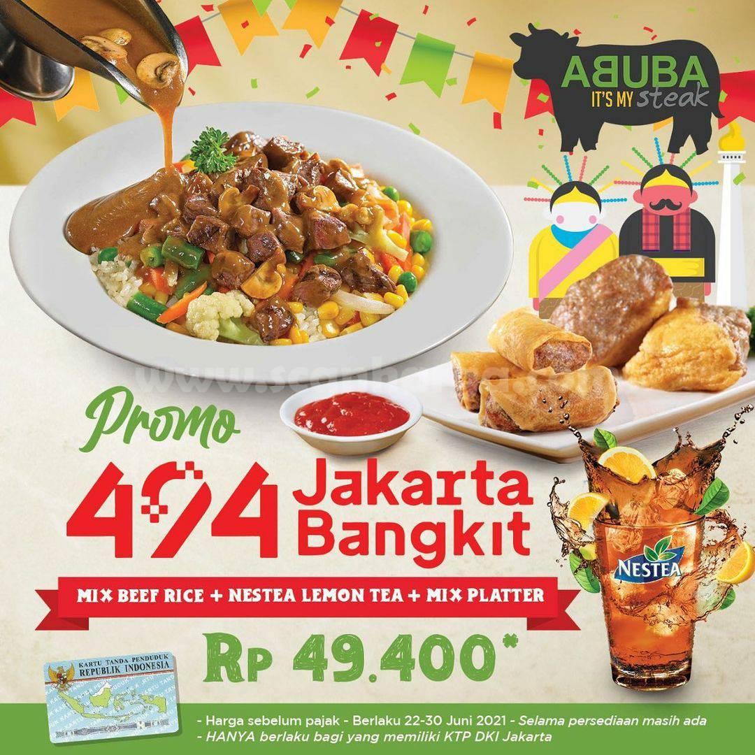 Promo ABUBA STEAK HUT DKI JAKARTA