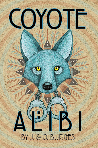 Coyote Alibi: A Naomi Manymules Mystery