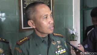 Terkuak ! Selain Dikeroyok 12 Orang, TNI di Garut Juga Ditodong Senpi