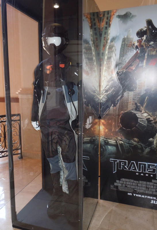Transformers Dark of the Moon wing-suit