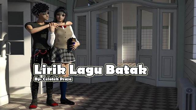 Lirik Lagu Batak O Pio  Lao Tudia Nama Ho