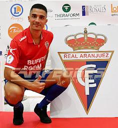 Juanlu Fútbol Real Aranjuez