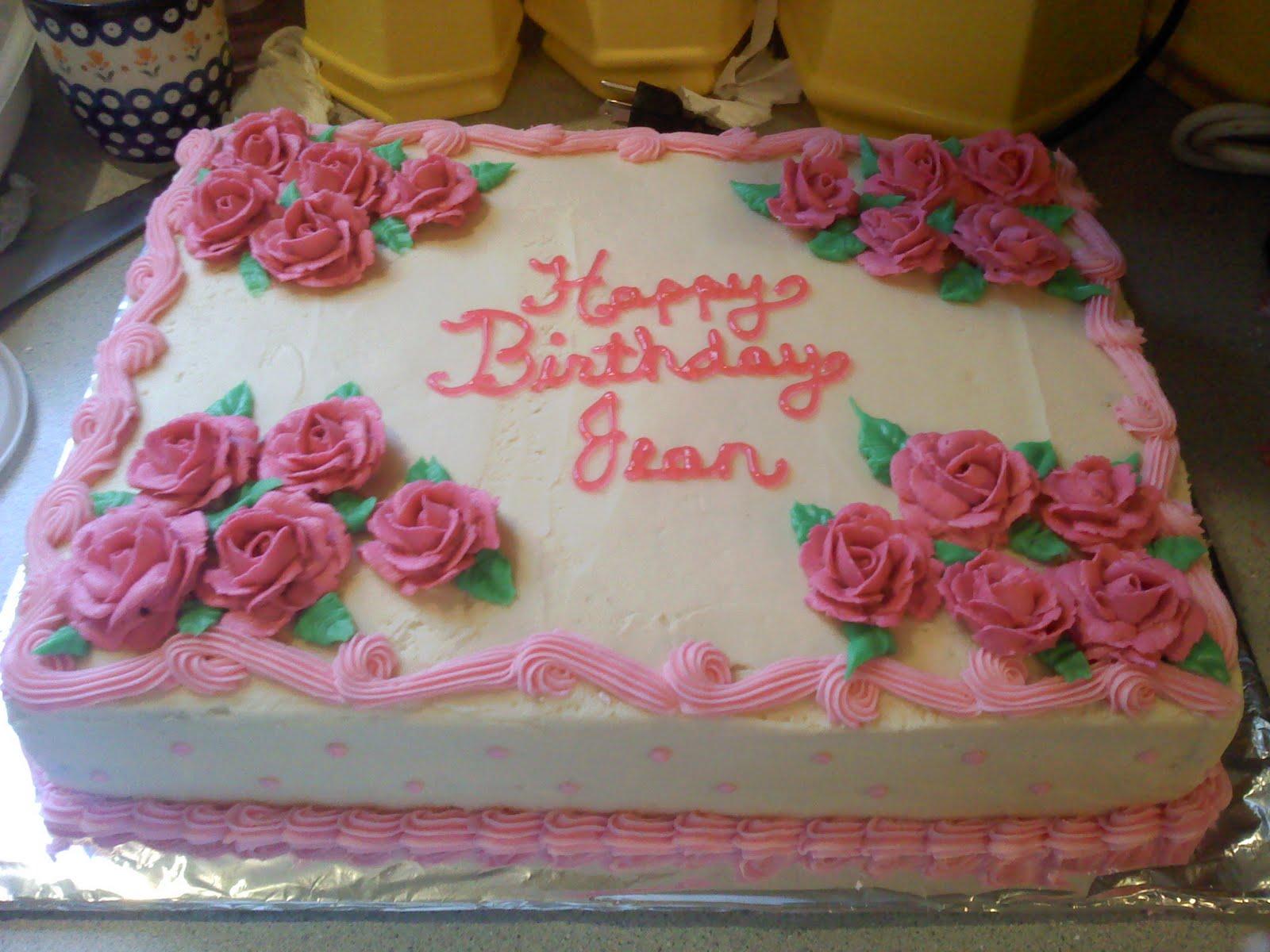Happy Birthday Kelsey Cake