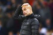 David Silva, Nicolas Otamendi, dan Joao Cancelo Diam Saat Guardiola Mengamuk