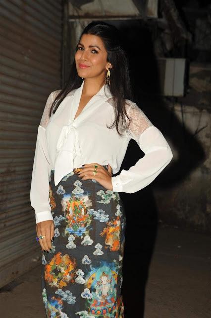 Actress Nimrat Kaur Latest Stills At Movie Event Actress Trend