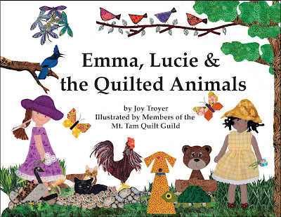 Emma, Lucie & the Quilted Animals