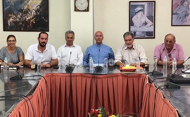Συζητήθηκε στο Δημοτικό Συμβούλιο Ερμιονίδας το ψήφισμα των 498 κατοίκων για τους πρόσφυγες
