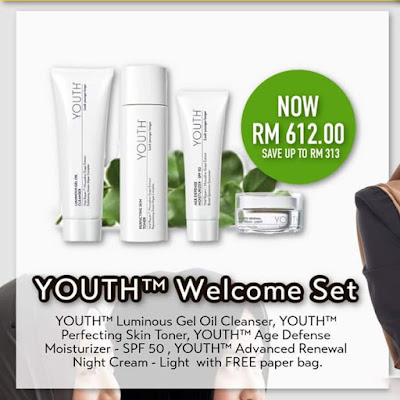 Promosi Jom Shaklee Youth Starter Set
