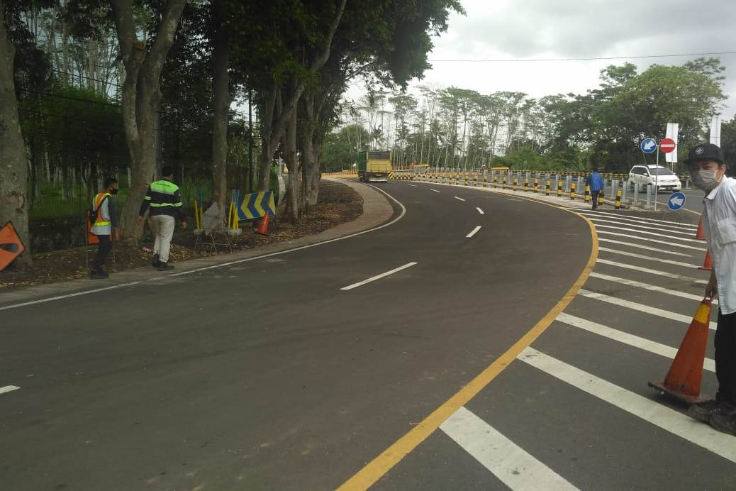 Jembatan Bondoyudo yang Baru Akhirnya Resmi Dibuka