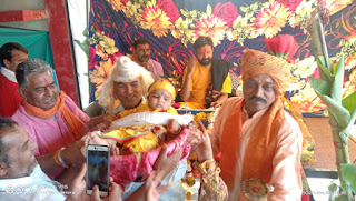 सादलपुर में श्री कृष्ण जन्मोत्सव धूमधाम के साथ मनाया गया