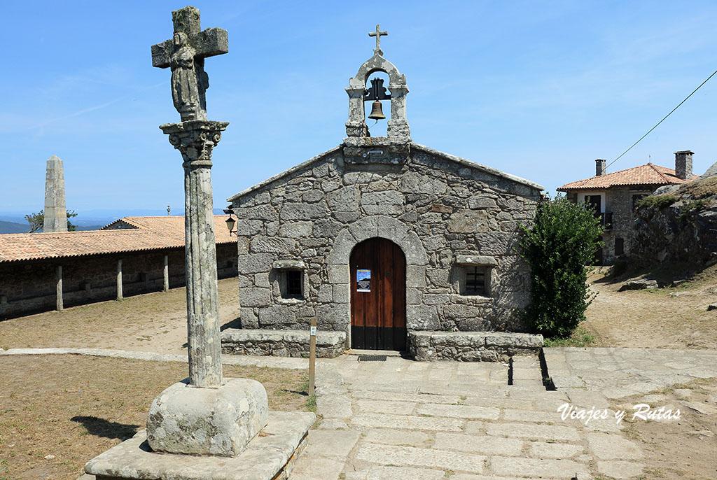 Ermita de Santa Tegra, A Guarda