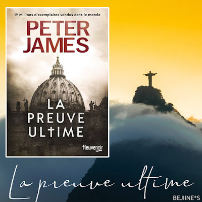 Livre - La preuve ultime : Peter James bejiines