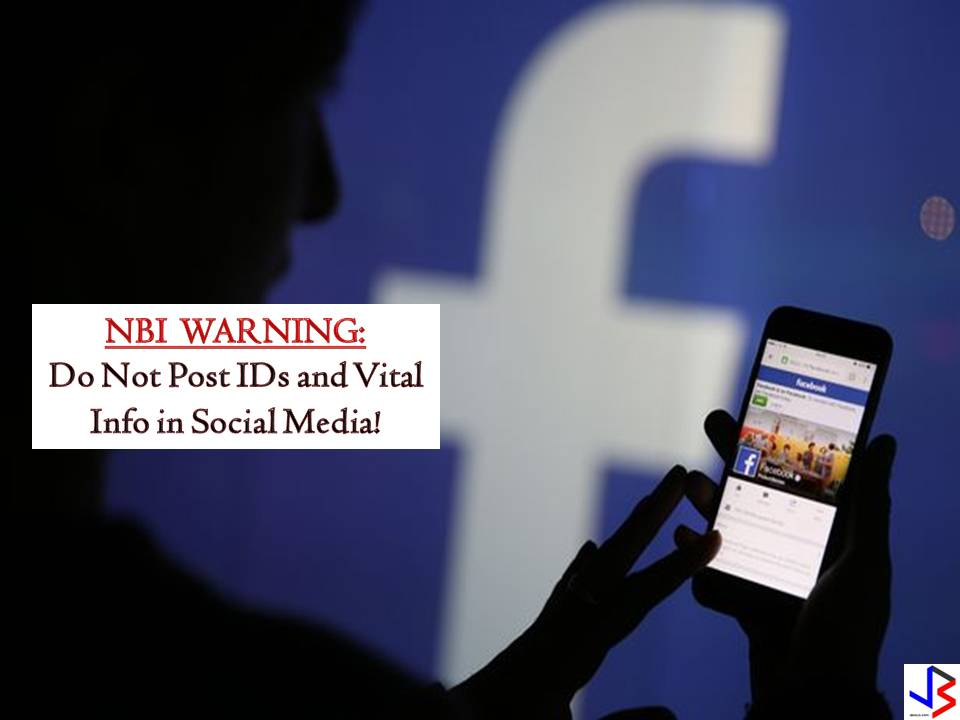 While social networking sites like Facebook, Linkedin, Twitter and more are helping us connect easily with our friends and families, we have to limit what we really post online. Identity theft is something we have to be concerned about. We have to remember that the information we put on our online accounts could be used by others to access our bank accounts, credit cards, and sometimes it could also be used in the worst case imaginable like this man in the video:  advertisement     Christopher Oliveros used to work in a telecom company. One day he woke up with his picture posted in national television as a suspect to an awful crime involving the murder of a mother and a child. An ID was fabricated and left in the crime scene to frame him up for the murder. According to him, the picture in the fake ID was from his profile picture in Facebook, and the information about his company was probably found in his LinkedIn account.  Other information that we should refrain from posting in the social media network could also be the following: Birth date and birth place:  While it may be nice to get birthday wishes, revealing your exact birthday and your place of birth is like handing over your financial security to thieves.  Mother's maiden name:  While you might not be using it on your financial accounts, this is usually a key used by companies as security question to access or reset password.  This teacher posted his PRC ID in Facebook  Public documents, ID's, travel itinerary and more: Documents like tax returns contain identification numbers that could be used to access personal information. The same thing is true for ID which could also be used by thieves to fabricate their own fake ID using your information. And although posting plane tickets seem harmless, it could also be used to spy on your whereabouts or know the perfect time when no one will be home.