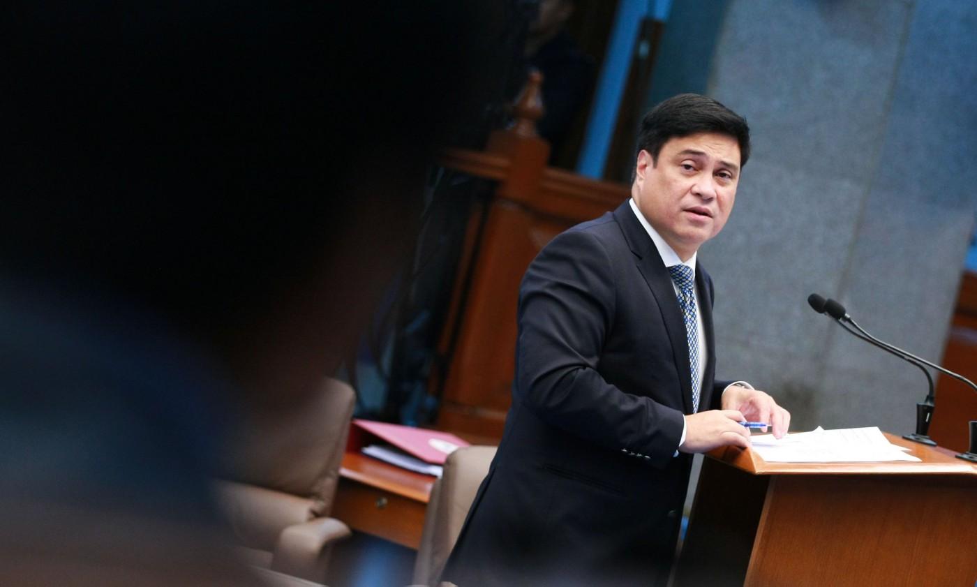 Senator Juan Miguel Zubiri tests positive for COVID-19