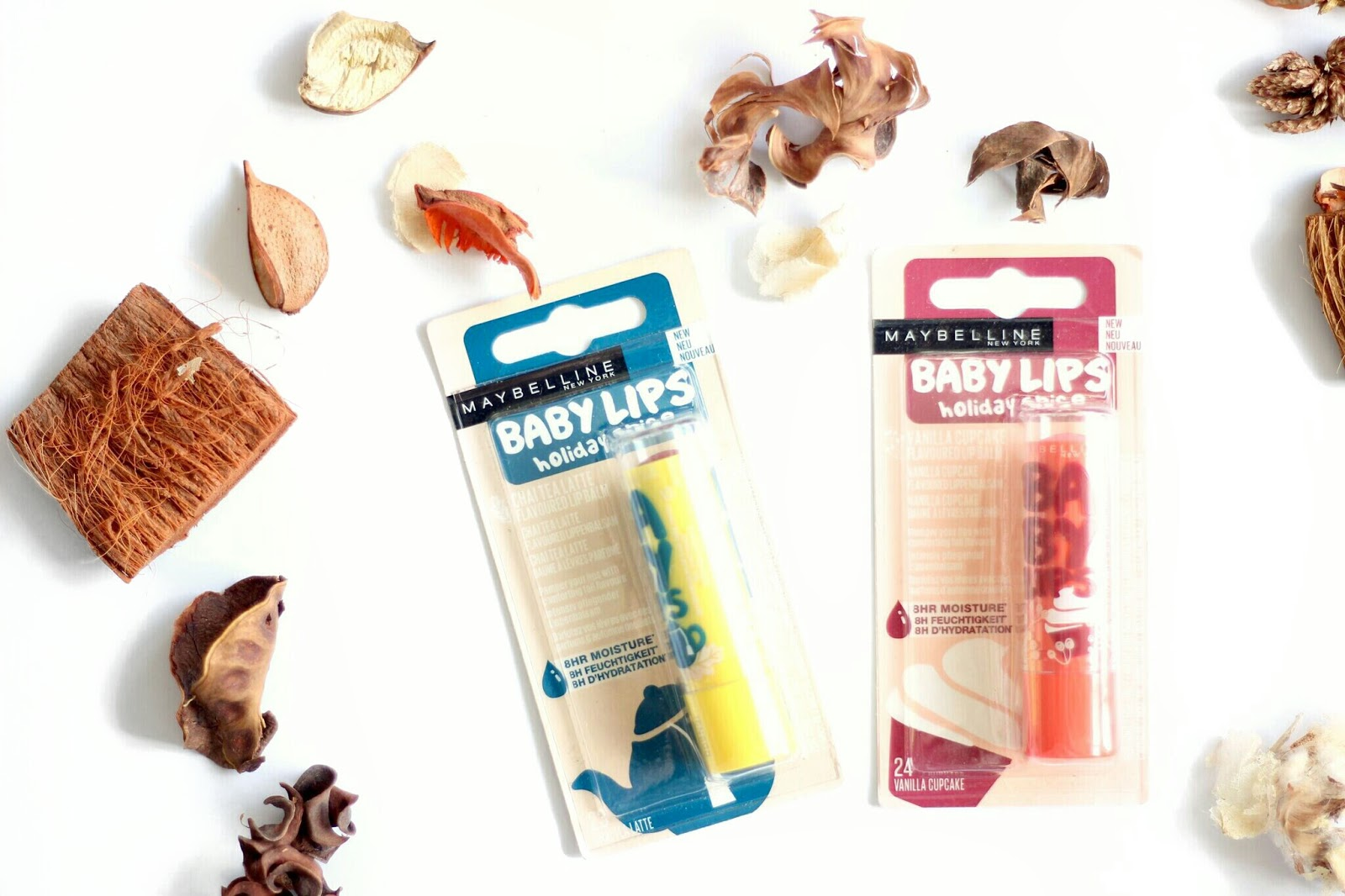 Maybelline Baby Lips Holiday Spice Collection