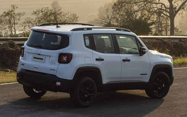 Jeep Renegade 2022 - Seguro