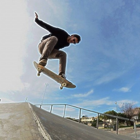 learn how to ride skateboard for beginners