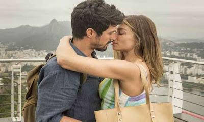 Bom Sucesso: Marcos rouba beijo de Paloma, mas é rejeitado pela mocinha