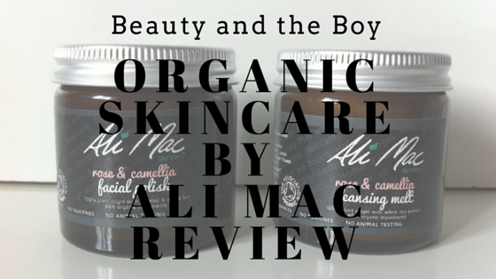 Organic Skincare by Ali Mac Review