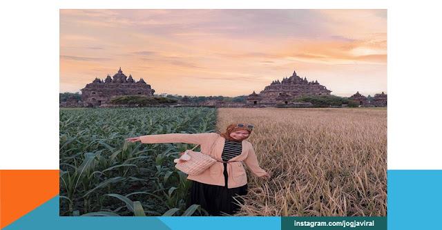 Candi Plaosan, Bugisan, Prambanan, Klaten, Jawa Tengah