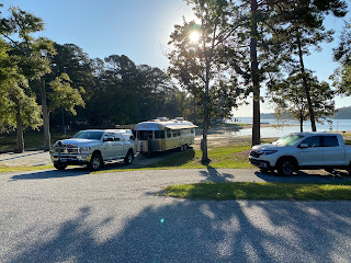 Our friends in White Oak Campground