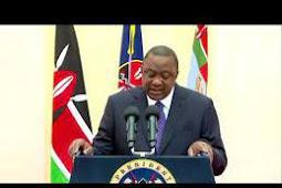 Inilah Pidato Presiden Kenya, Uhuru Kenyatta Berbicara di Debat Umum PBB ke 75