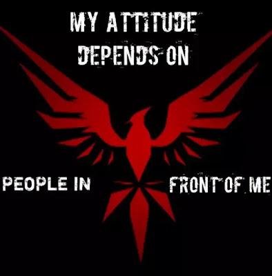 Attitude Quote image