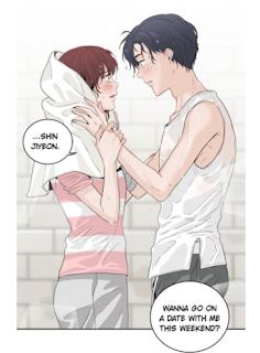 Ko Hana y Shin Jiyeon se secan el pelo con toallas y Ko Hana le pide una cita