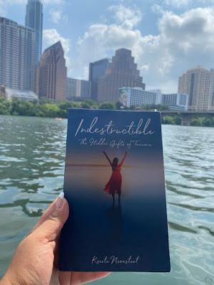 #selfcare #NewBook #DebutAuthor #2021Books Spotlight on New Book Debut Author Krista Nerestant