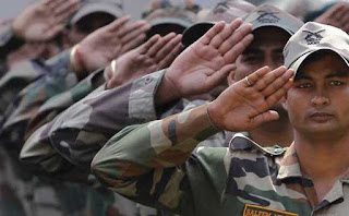 ARMY RECRUITING OFFICE, JAMNAGAR ARMY RECRUITMENT RALLY (FOR MEN)
