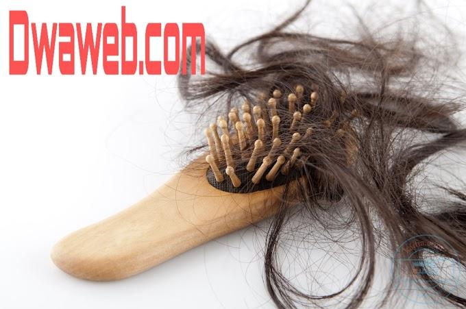 ١١ سبب لتساقط الشعر hair loss وكيفية علاج كل منه