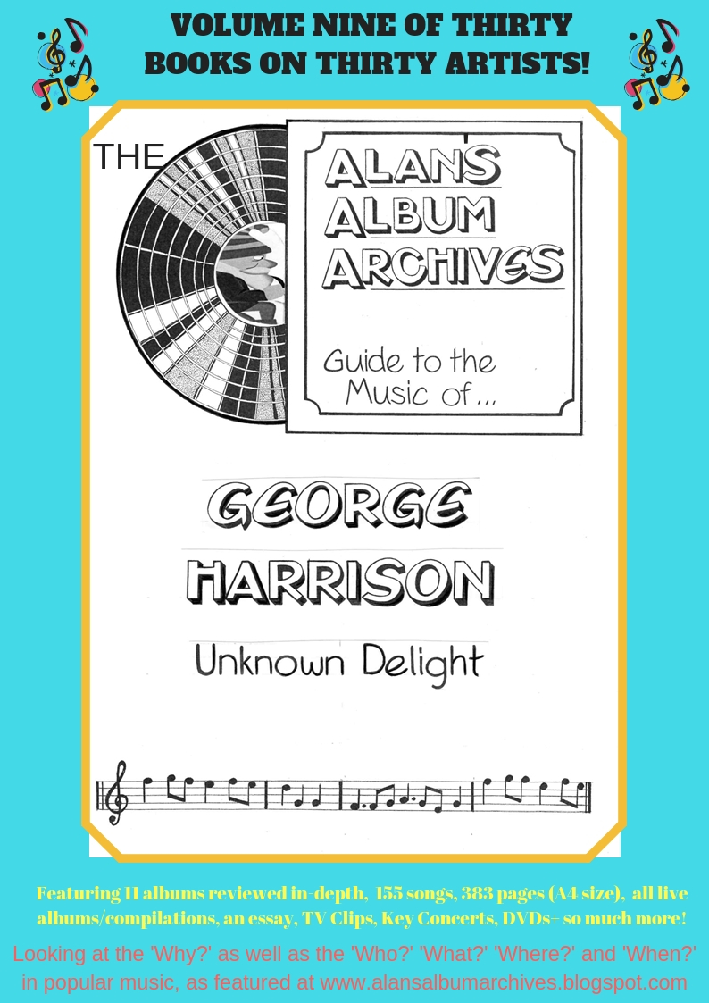 Alan's Album Archives: George Harrison