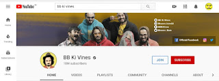 No.4 Youtube Channel of india