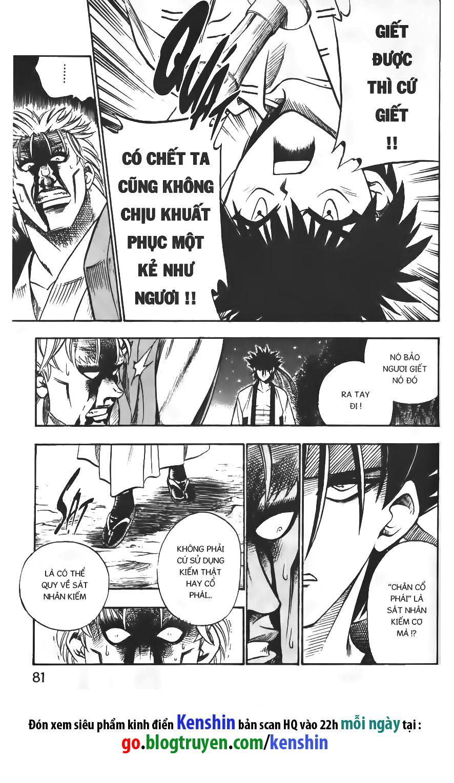 Rurouni Kenshin chap 43 trang 16