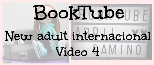 Booktube: ¡Lecturas para el verano! Romántica new adult internacional (Parte 4)