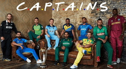 Kohli, England is the most favourite team in cricket world cup 2019, what other captains said.?