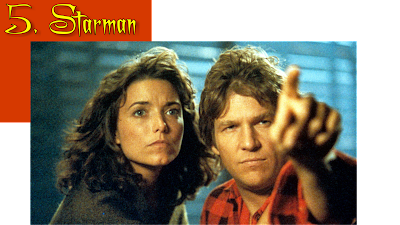 Starman 1984 John Carpenter movie