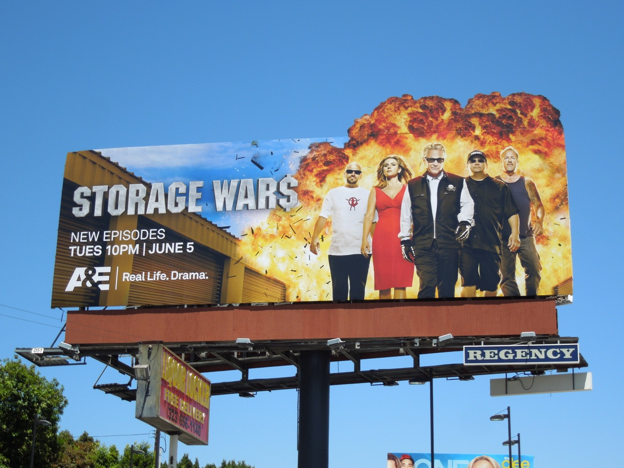 Daily Billboard June 2012 Advertising For Movies Tv