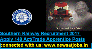 southern-railway-148-assistant-officer-recruitment