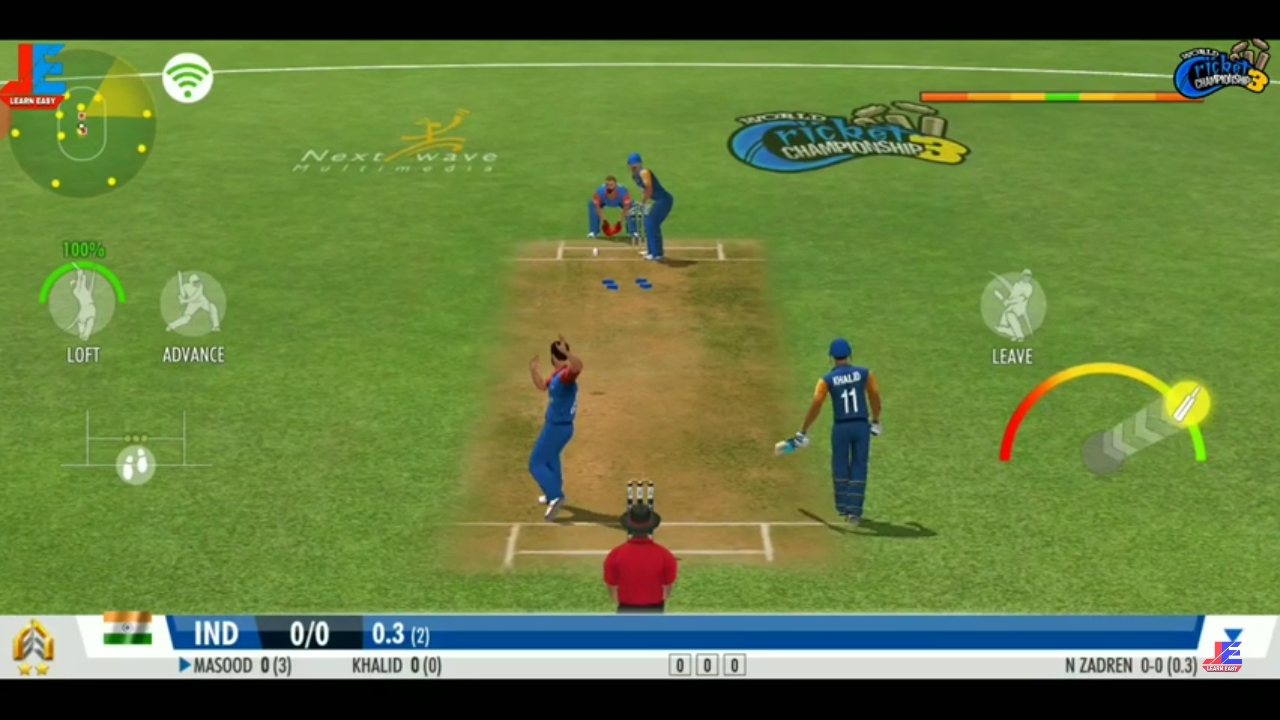 WCC3 How To Do Prefect Timing In Batting !